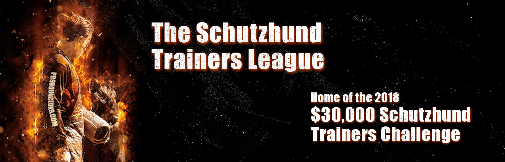 The PronouncedK9 Schutzhund Trainers League